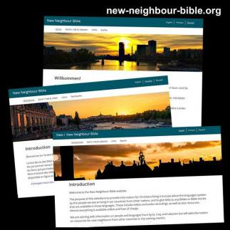 use this to tell others about New-Neighbour-Bible.org